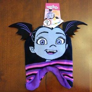 NWT Vampirina winter hat & mitten set (Toddler)